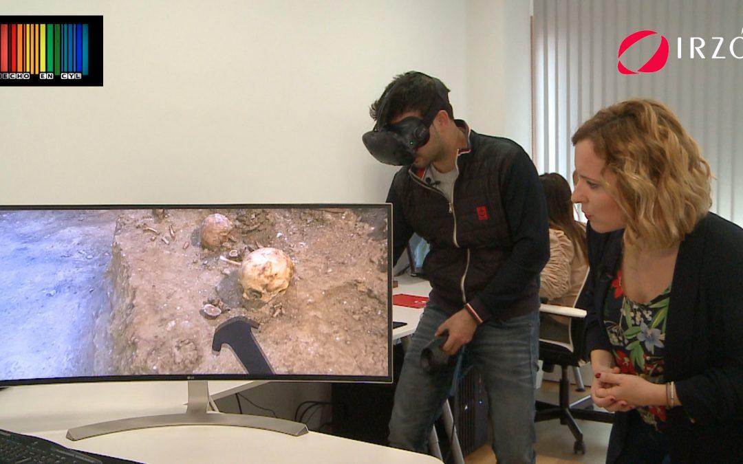 digitalización arqueológica
